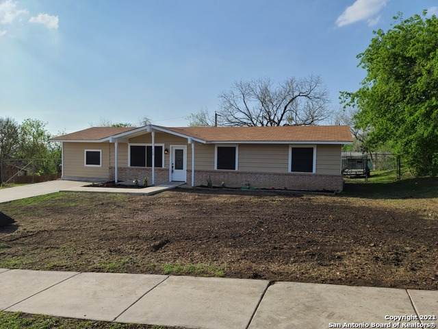 119 Pleasant Valley St, San Antonio, TX 78227 (MLS #1517071) :: The Gradiz Group