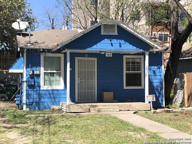 125 Palo Blanco St, San Antonio, TX 78210 (MLS #1517183) :: The Lugo Group