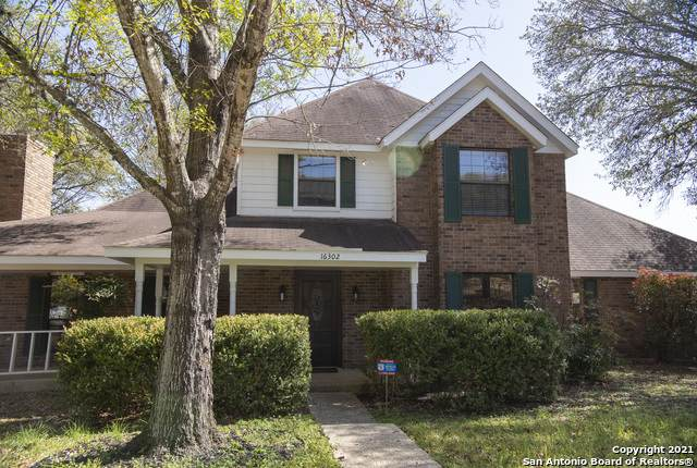 16302 Rough Oak St, San Antonio, TX 78232 (MLS #1517218) :: The Real Estate Jesus Team