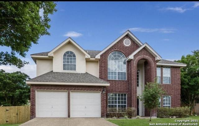 606 Lightstone Dr, San Antonio, TX 78258 (#1517227) :: The Perry Henderson Group at Berkshire Hathaway Texas Realty