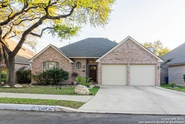 12423 Hart Cliff, San Antonio, TX 78249 (MLS #1517230) :: The Lopez Group