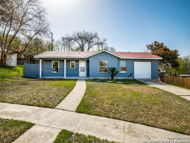 3534 Crestmont Dr, San Antonio, TX 78217 (MLS #1517300) :: The Lopez Group