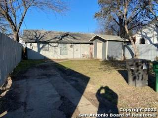 243 W Fest St, San Antonio, TX 78204 (MLS #1517331) :: The Lugo Group