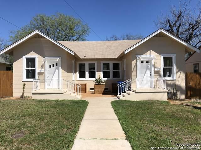411 Canton, San Antonio, TX 78202 (MLS #1517349) :: Williams Realty & Ranches, LLC