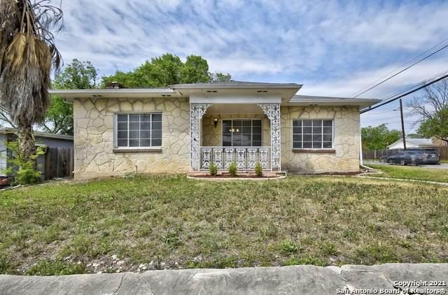 533 Nolan St, San Antonio, TX 78202 (MLS #1517393) :: Vivid Realty