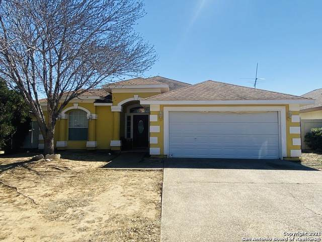 1807 Whitewood Dr, Laredo, TX 78045 (MLS #1517455) :: The Gradiz Group