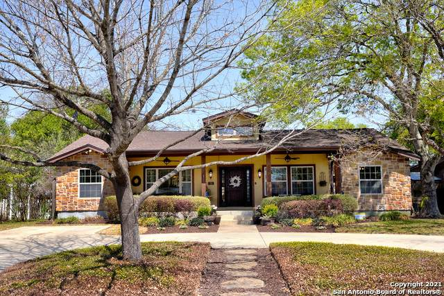 355 Larchmont Dr, San Antonio, TX 78209 (MLS #1517474) :: Keller Williams Heritage