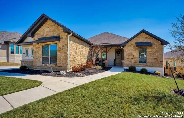 31038 Charolais Way, Bulverde, TX 78163 (MLS #1517518) :: Keller Williams City View
