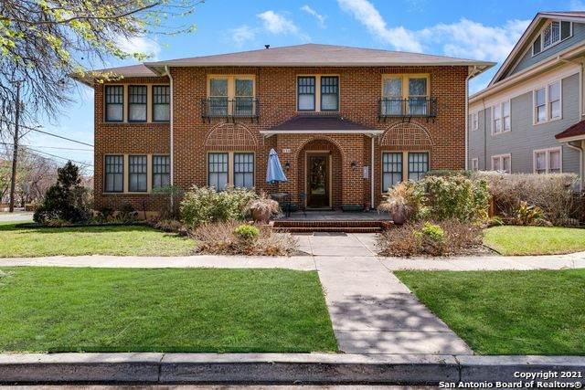 146 E Agarita Ave, San Antonio, TX 78212 (MLS #1517524) :: 2Halls Property Team | Berkshire Hathaway HomeServices PenFed Realty
