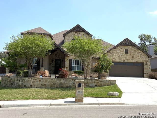 664 Acorn Dr, New Braunfels, TX 78130 (MLS #1517529) :: The Lugo Group