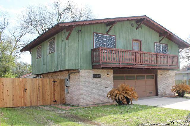 304 Victor St, San Antonio, TX 78209 (MLS #1517537) :: The Real Estate Jesus Team