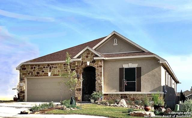 7636 Lorca, Boerne, TX 78015 (MLS #1517567) :: The Gradiz Group