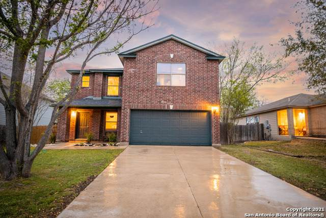 1341 Copper Glen Dr, New Braunfels, TX 78130 (MLS #1517575) :: The Lopez Group