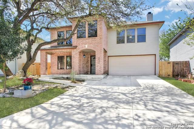 6434 Maverick Oak Dr, San Antonio, TX 78240 (MLS #1517602) :: 2Halls Property Team | Berkshire Hathaway HomeServices PenFed Realty