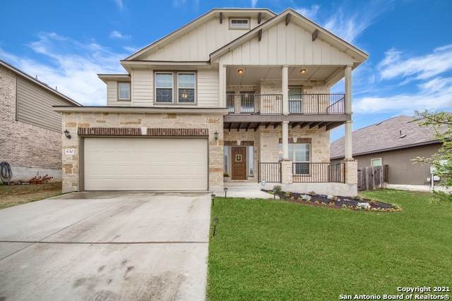 630 Saddle House, Cibolo, TX 78108 (MLS #1517639) :: Vivid Realty