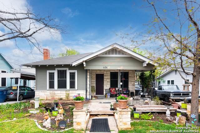 1131 Nolan St, San Antonio, TX 78202 (MLS #1517659) :: Vivid Realty