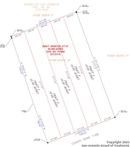 00 Fm 666 & Cr 1168, Mathis, TX 78368 (MLS #1517684) :: EXP Realty