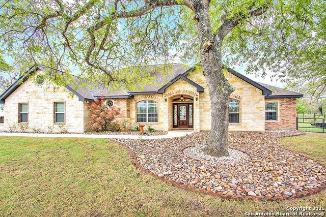 379 Rosewood Dr, La Vernia, TX 78121 (MLS #1517754) :: Alexis Weigand Real Estate Group