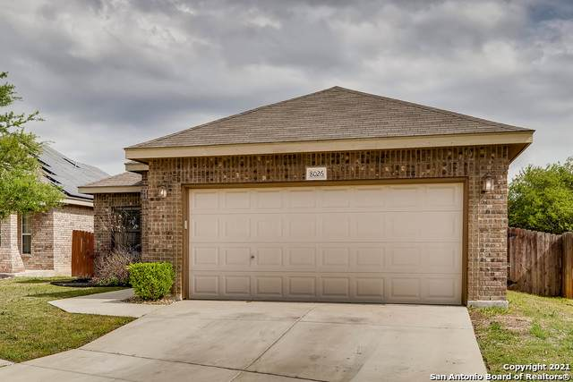 8026 Grissom Crest, San Antonio, TX 78251 (MLS #1517759) :: Carter Fine Homes - Keller Williams Heritage