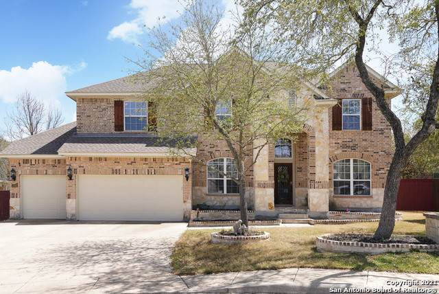 3306 Yoakum Trail, San Antonio, TX 78253 (MLS #1517835) :: Santos and Sandberg