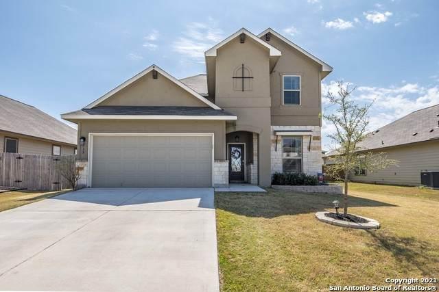 739 Morgans Mill, New Braunfels, TX 78130 (MLS #1517837) :: The Lugo Group