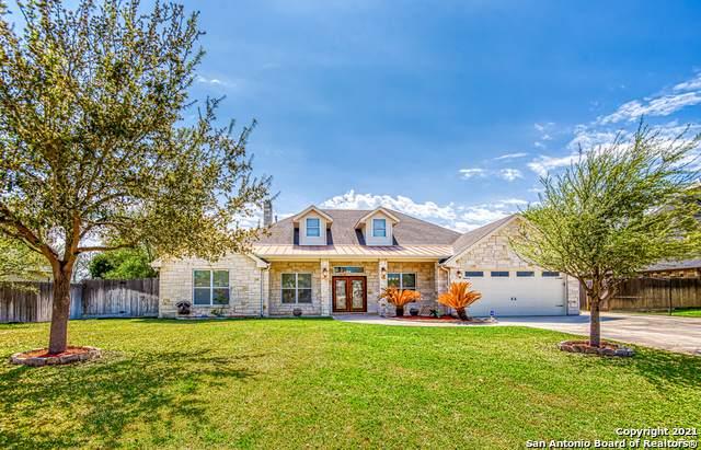 272 River Park Dr, New Braunfels, TX 78130 (MLS #1517855) :: The Gradiz Group