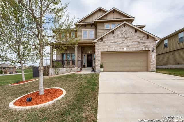 5516 Devonwood St, Cibolo, TX 78108 (MLS #1517864) :: The Gradiz Group