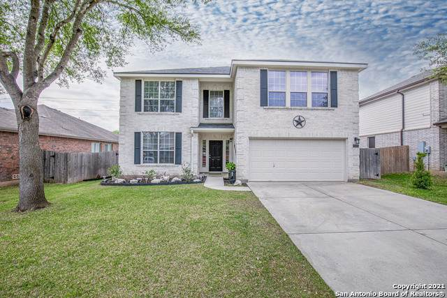 240 Cloud Crossing, Cibolo, TX 78108 (MLS #1517865) :: Real Estate by Design