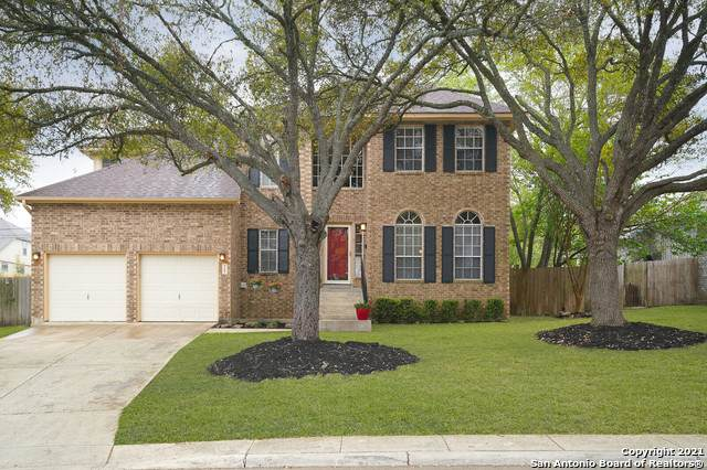2206 Encino Cliff St, San Antonio, TX 78259 (MLS #1517868) :: The Lugo Group