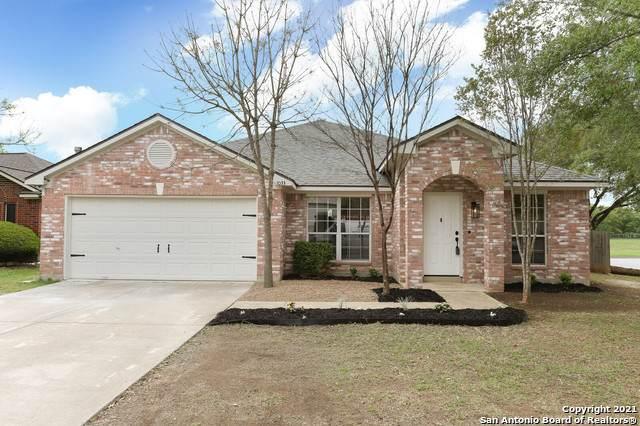 1033 Wellbrook, Schertz, TX 78154 (MLS #1517907) :: 2Halls Property Team | Berkshire Hathaway HomeServices PenFed Realty