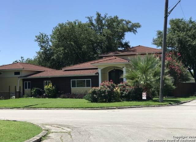 602 E Nottingham Dr, San Antonio, TX 78209 (MLS #1517944) :: The Gradiz Group