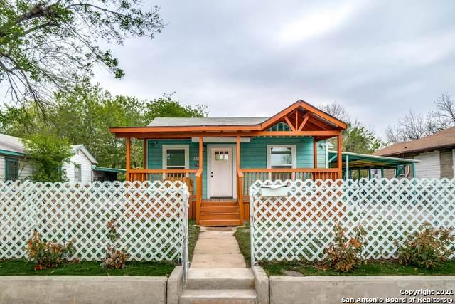 1327 Alametos, San Antonio, TX 78201 (MLS #1517947) :: BHGRE HomeCity San Antonio