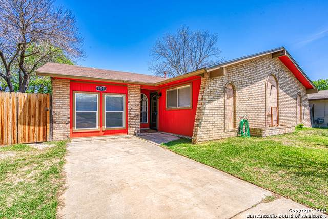 4719 Guadalajara Dr, San Antonio, TX 78233 (MLS #1517953) :: The Real Estate Jesus Team