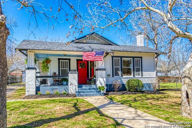 203 Mccoy, La Vernia, TX 78121 (MLS #1517956) :: Vivid Realty