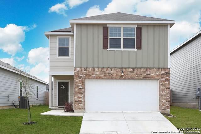 4827 Hallies Garden, St Hedwig, TX 78152 (MLS #1517970) :: Keller Williams City View