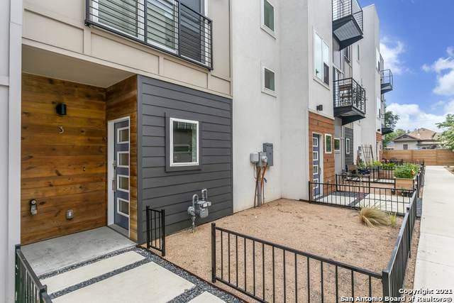 811 E Elmira St #3, San Antonio, TX 78212 (MLS #1517991) :: Alexis Weigand Real Estate Group