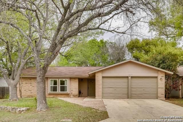 6923 Spring Garden St, San Antonio, TX 78249 (MLS #1518003) :: Vivid Realty