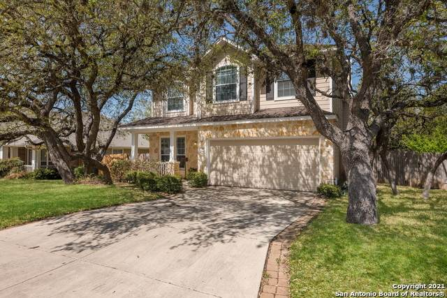 135 Eagle Vail, San Antonio, TX 78258 (MLS #1518035) :: The Real Estate Jesus Team