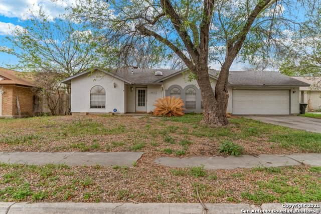 5615 Creekwood St, San Antonio, TX 78233 (MLS #1518067) :: The Real Estate Jesus Team