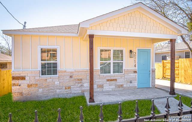 2114 Martin Luther King Dr, San Antonio, TX 78203 (MLS #1518145) :: Keller Williams City View