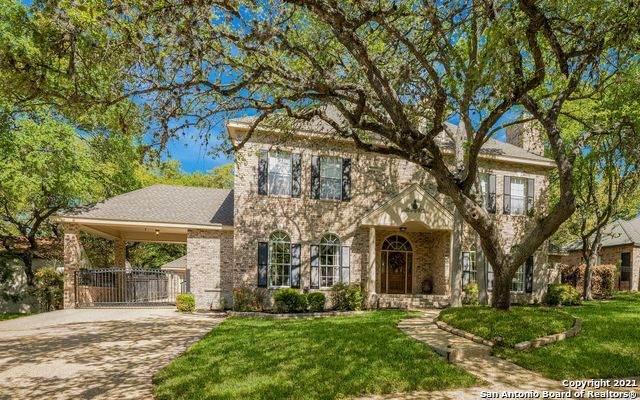 415 Arch Bluff, San Antonio, TX 78216 (MLS #1518176) :: Williams Realty & Ranches, LLC