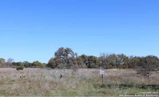 0 Taylor Ridge, Boerne, TX 78006 (MLS #1518186) :: Williams Realty & Ranches, LLC