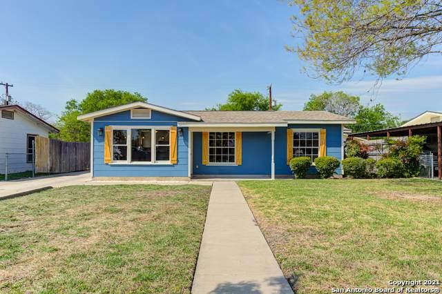 127 Gayle Ave, San Antonio, TX 78223 (MLS #1518199) :: The Lopez Group