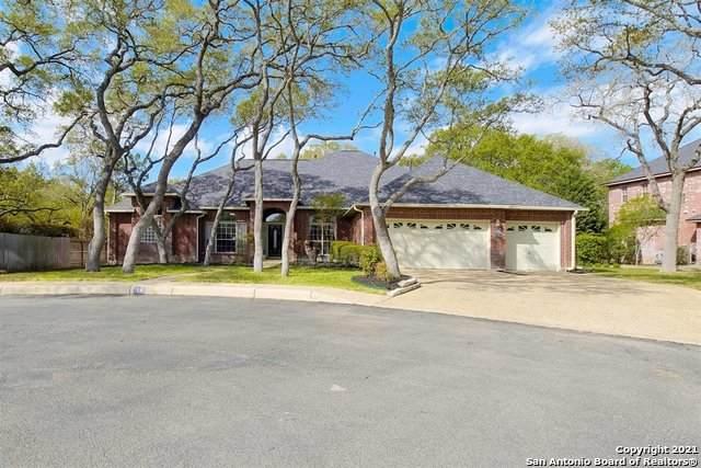 14 Park Deville, San Antonio, TX 78248 (MLS #1518209) :: Williams Realty & Ranches, LLC