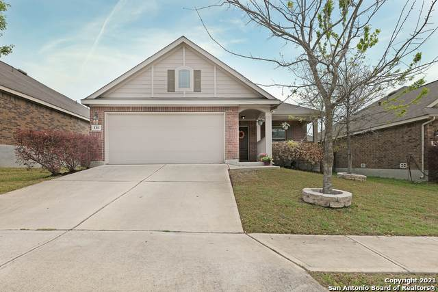 116 Buckskin Way, Cibolo, TX 78108 (MLS #1518210) :: The Mullen Group | RE/MAX Access