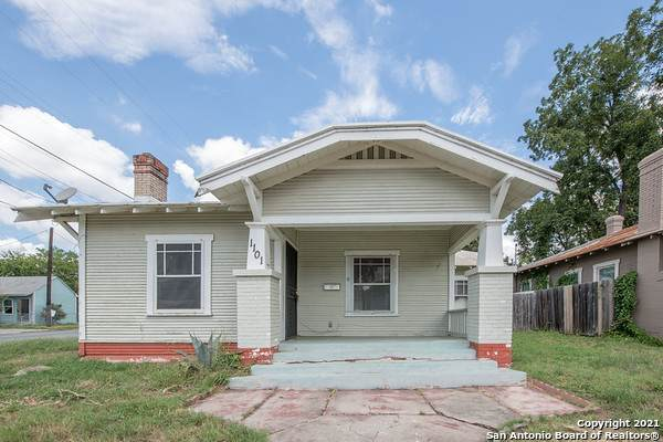 1101 E Highland Blvd, San Antonio, TX 78210 (MLS #1518220) :: The Gradiz Group