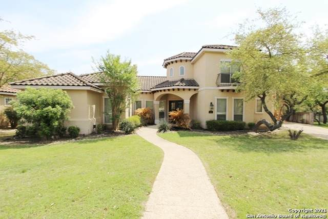 860 Hansen Grns, San Antonio, TX 78260 (MLS #1518235) :: Williams Realty & Ranches, LLC