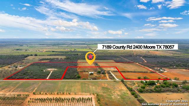 7099 County Road 2400, Moore, TX 78057 (MLS #1518271) :: Santos and Sandberg