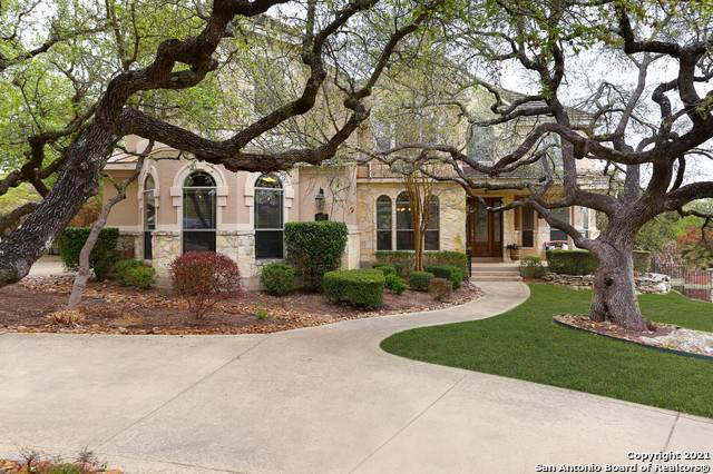 827 Hansen Greens, San Antonio, TX 78260 (MLS #1518350) :: Williams Realty & Ranches, LLC