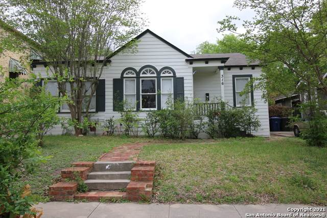 316 E Lullwood Ave, San Antonio, TX 78212 (MLS #1518354) :: The Glover Homes & Land Group